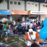 PENATAAN PKL SOLO : Lapak Kosong Sunday Market Jadi Rebutan