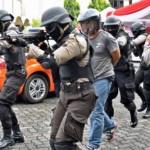 Foto Polrestabes Semarang Punya Tim Elite