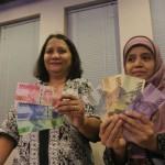 LEBARAN 2017 : Tukar Uang di Bank Dilayani Tiap Selasa & Kamis hingga 15 Juni