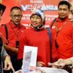 Foto Telkomsel Ajak Tukar Poin di V4ganza