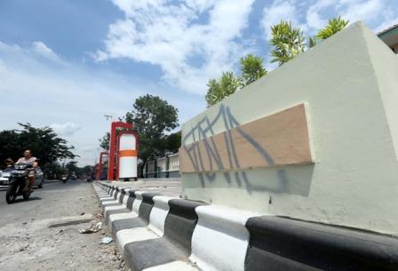 PENATAAN KOTA SOLO : Baru Selesai Ditata, Koridor Sutoyo Jadi Sasaran Vandalisme