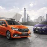 Honda Rilis Tampilan Baru New Mobilio Facelift 2017