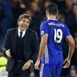 Ucapan Terima Kasih Conte untuk Diego Costa