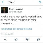"""Buntut Kicauan Soal """"Babu"""", Fahri Hamzah Dilaporkan ke MKD"""