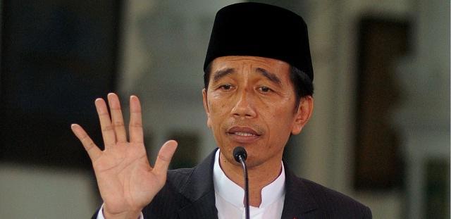 Presiden Jokowi Rayakan Iduladha di Sukabumi