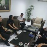 KUNJUNGAN MEDIA : Amaris Hotel Sriwedari Solo Kunjungi Solopos