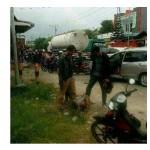 NARKOBA SRAGEN : Mirip Film Aksi, Polisi Kejar-Kejaran dengan Bandar Narkoba