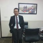 TOKOH SOLORAYA : Andy Pincab BRI Solo Sudirman Hobi Ngeband