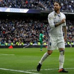 LIGA SPANYOL : 5 Menit Tinggalkan Pertandingan, Sergio Ramos Ternyata Buang Hajat