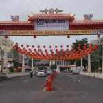 TAHUN BARU IMLEK : Lampion Pasar Gede Dinyalakan Mulai Selasa Malam