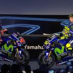 Maverick Vinales dan Valentino Rossi (Yamaha-racing.com)