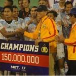 Arema FC Juara Bhayangkara Trofeo 2017