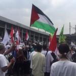 Palestina Keberatan Benderanya Dipakai Demo Anti-Pemerintah di Indonesia