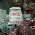 KOMODITAS PANGAN SRAGEN : Lebih Murah dan Awet, Cabai Oven Impor Rambah Pasar Tradisional