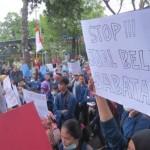 Mahasiswa Dorong Bupati Klaten Jadi Justice Collaborator Kasus Jual Beli Jabatan