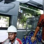 DEMAM TELOLET : Trans Semarang Dipasangi Klakson Telolet, Wali Kota Hendi Tuai Pujian...