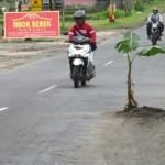 INFRASTRUKTUR GUNUNGKIDUL : Dalam Sehari, 7 Kecelakaan Terjadi di Jalan Bunder