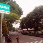 LALU LINTAS SRAGEN : Jl. Raya Sukowati dan Jl. Slamet Riyadi akan Berlaku Satu Arah