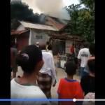 KEBAKARAN KENDAL : Rumah di Tambakrejo Hangus Dilalap Api