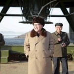 Presiden Korut Kim Jong Un mengunjungi Sohae Space Center di Cholsan County, Pyongyang Utara, Korut, untuk pengujian rudal balistik antarbenua, Sabtu (9/4/2016). (JIBI/Reuters/KCNA)