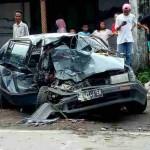 KECELAKAAN SRAGEN : Terlibat Laka Karambol di Jalan Solo-Sragen, Warga Madiun Tewas