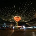 Inilah Foto-Foto Keindahan Lampion Pasar Gede Solo