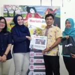 NET TV Kunjungi Harian Jogja, Bahas Muatan Lokal