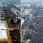 """Massa di Pelantikan Disebut """"Cuma"""" 250.000, Trump Tuding Media Bohong"""