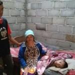 KISAH TRAGIS : Pemuda Ponorogo Ini Terpaksa Utang demi Pengobatan Kanker Otak Ibunya