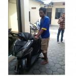 PENCURIAN SUKOHARJO : Buron Berbulan-Bulan, Pencuri Motor di Kartasura Ditangkap