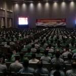 AGENDA PRESIDEN : Jokowi Beri Pengarahan 2.617 Babinsa dan Bhabinkamtibmas Se-Soloraya
