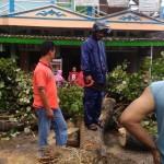 CUACA EKSTREM : Hujan dan Angin Kencang, Wisatawan di Parangtritis Ketakutan