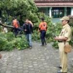 BENCANA BOYOLALI : Puting Beliung Terjang Sawit, Puluhan Rumah dan 2 Sekolah Rusak