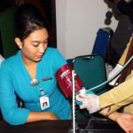 BANDARA AHMAD YANI : Cegah Pilot Mabuk, Angkasa Pura I dan KKP Adakan Tes