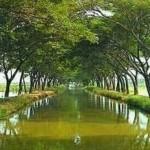 WISATA KENDAL : Tiket Masuk Sungai Bladon Jadi Topik Hangat