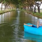 KEBERSIHAN KENDAL : Sungai di Kendal Ini Jadi Perbincangan Netizen