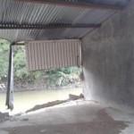 BENCANA SOLO : Talut Longsor, 1 Keluarga di Nayu Timur Terpaksa Mengungsi