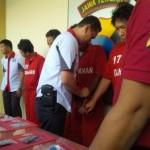 NARKOBA SEMARANG :  Sepekan, 5 Drugs Dealers Ditangkap