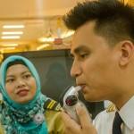 Foto Pilot Mabuk Dicegah di Bandara Semarang