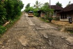 JALAN RUSAK : Kapan Jalan di Perbatasan Semin-Ponjong Segera Diperbaiki?