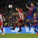 LIGA SPANYOL : Barcelona Vs Atletico: Suel Krusial Penentu Gelar?