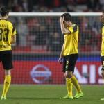 LIGA CHAMPIONS : Dortmund Ingin Balas Kekalahan di Leg II