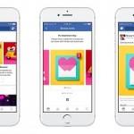 VALENTINE'S DAY : Facebook Bantu Pengguna Ungkapkan Cinta