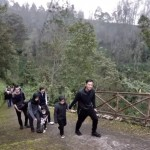 Ini Foto-Foto Saat SBY Sekeluarga Berlibur di Tawangmangu