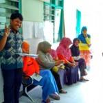 KESEHATAN BOYOLALI : 20% Perempuan di Musuk Terkena Kanker Leher Rahim