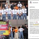 Kejar-Kejar Teroris, Pelajar SMA 6 Dapat Penghargaan dari Ridwan Kamil