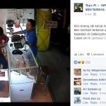 PENCURIAN SUKOHARJO : Ups, Pencurian Nekat di Kartasura Terekam CCTV