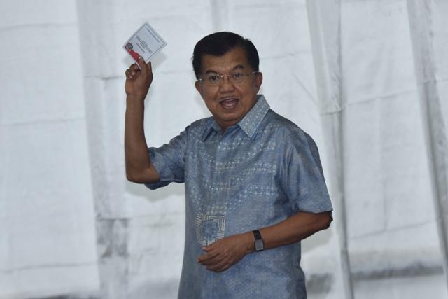PILPRES 2019 : Penolakan Halus Jusuf Kalla Diusulkan Jadi Cawapres Jokowi