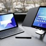 MWC 2017 : Galaxy Tab S3 Dibekali 4 Speaker & Layar Super Tajam