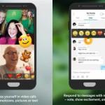APLIKASI SMARTPHONE : Skype Beta Hadirkan Reactions